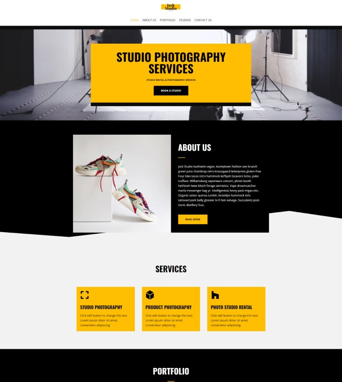 Photography Studio Featured Image