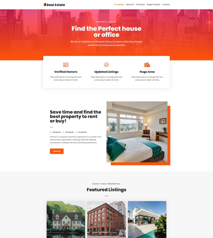 Real Estate Featured Image