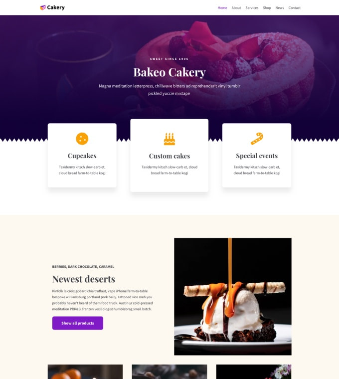 Cake Shop Featured Image