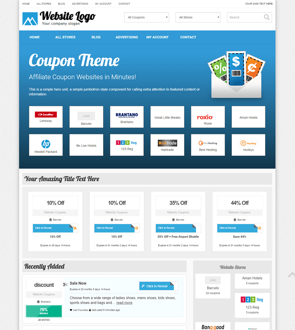 coupon-theme