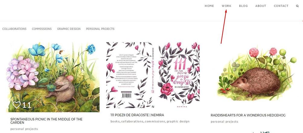 Alexia Udriste portfolio
