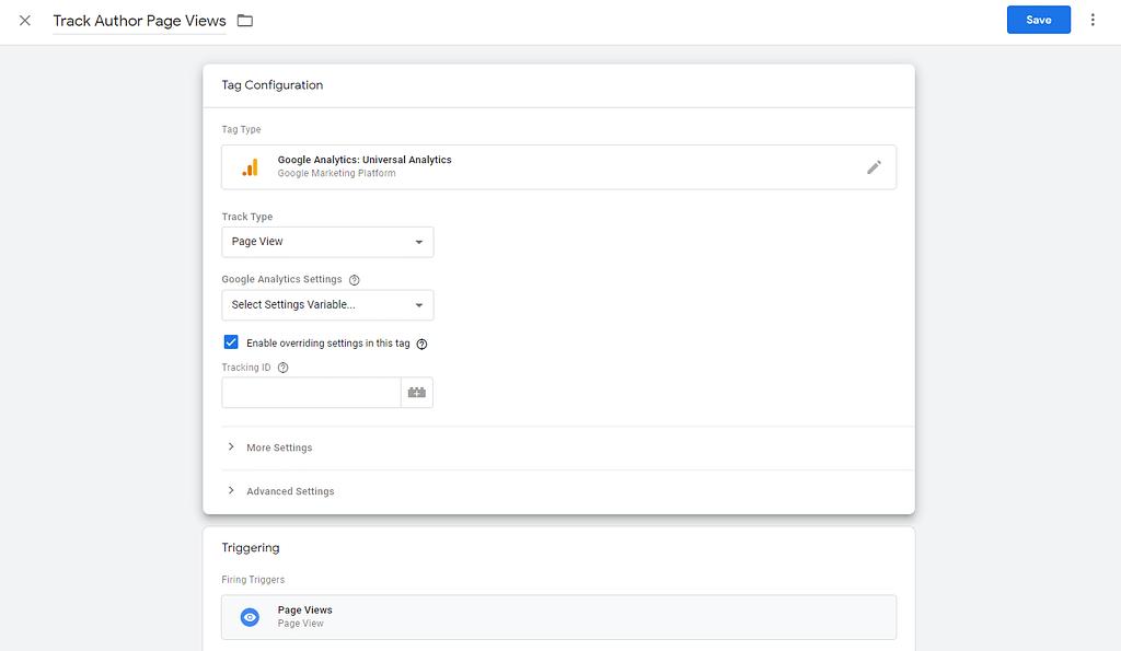 Mise en place d'une balise pour segmenter Google Analytics