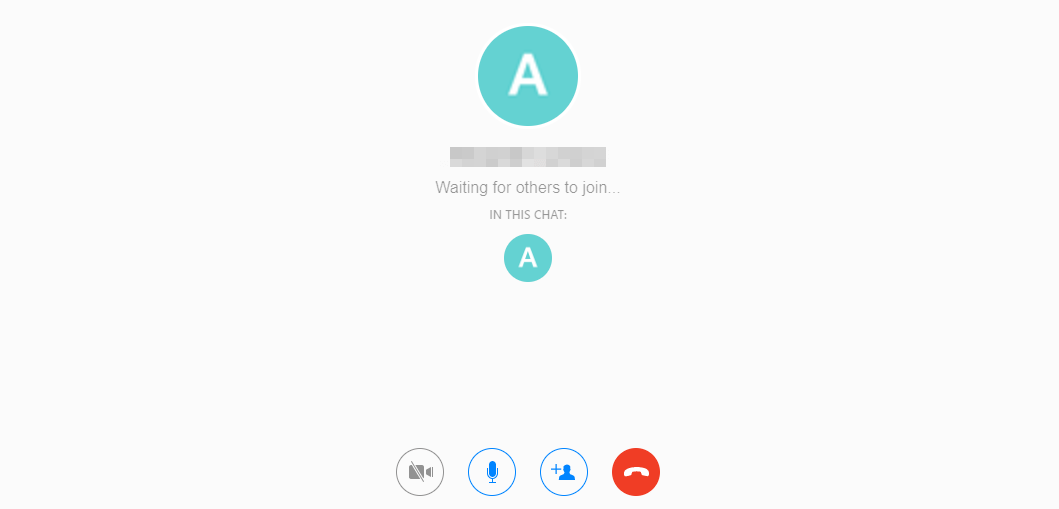 A Workplace voice chat.