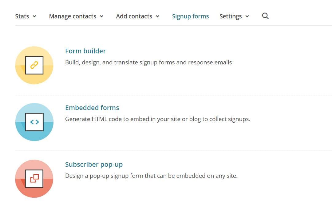 Embed Forms