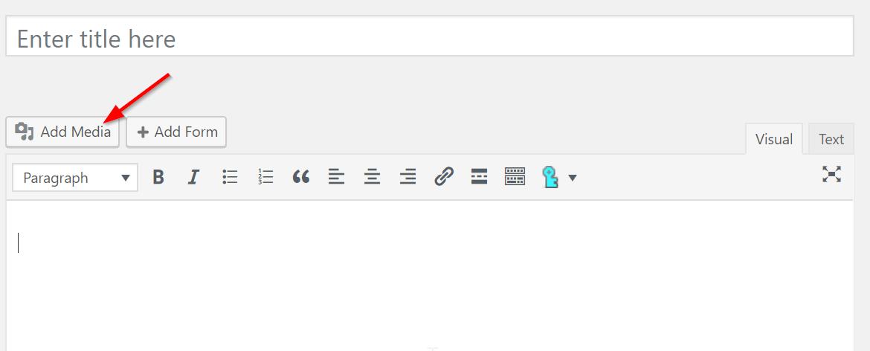Adding Screenshots to WordPress