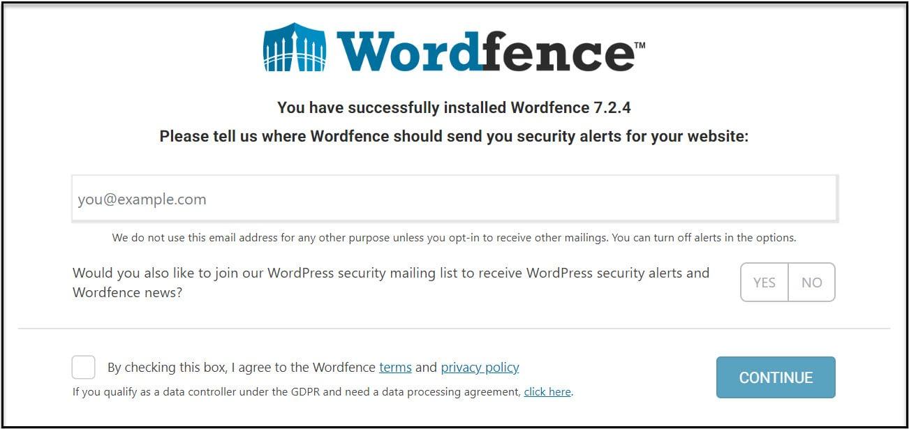 Wordfence TC
