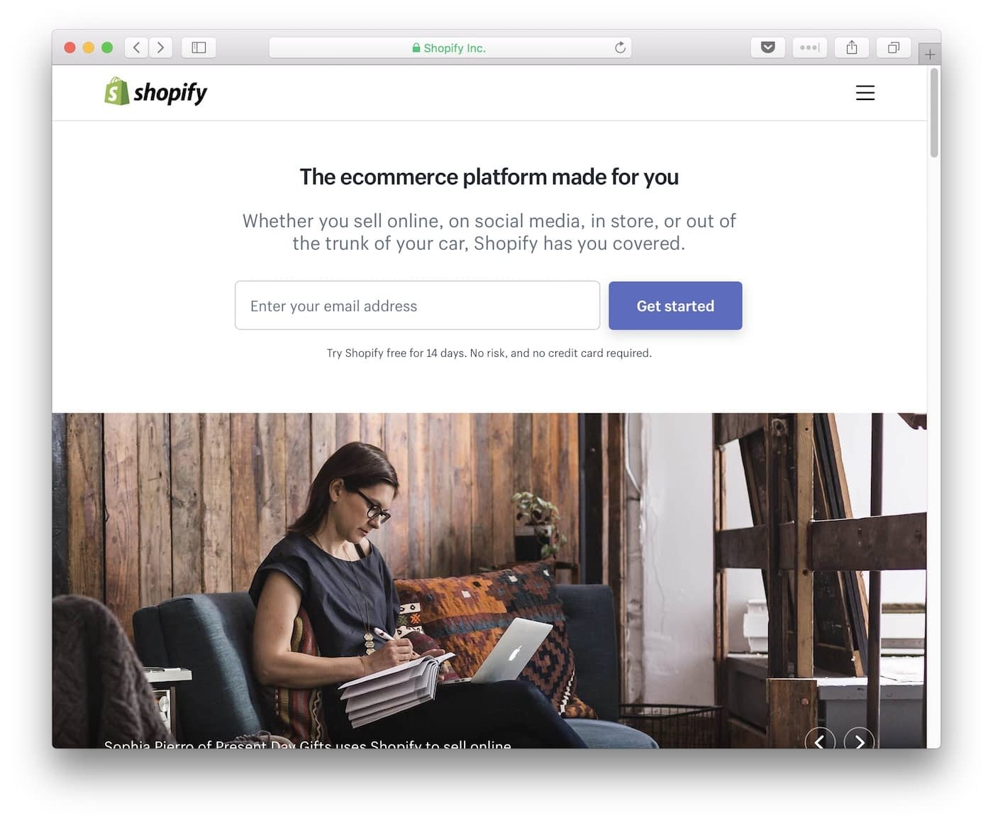 Shopify: use it for print-on-demand on WordPress
