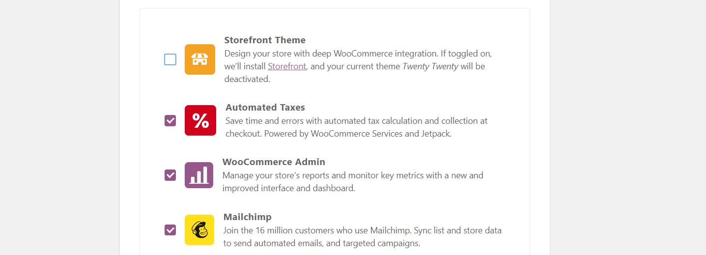 Comment configurer les extensions recommandées pour une boutique WooCommerce
