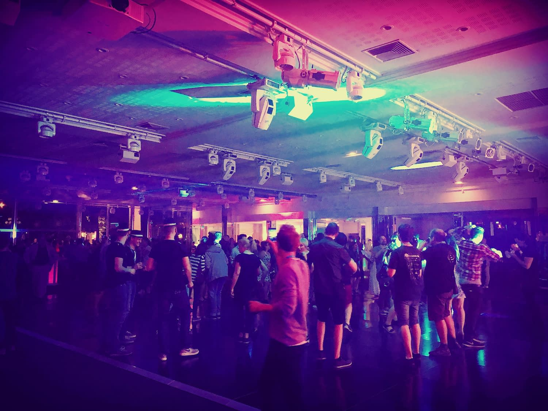 WCEU party