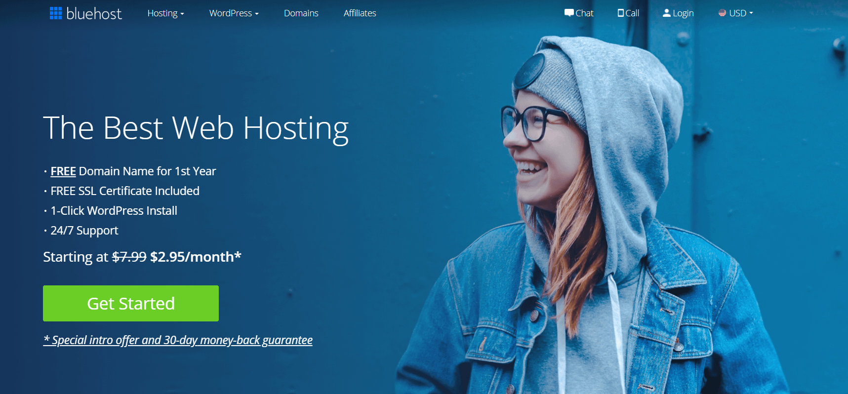 WordPress and Bluehost make a great Wix alternative