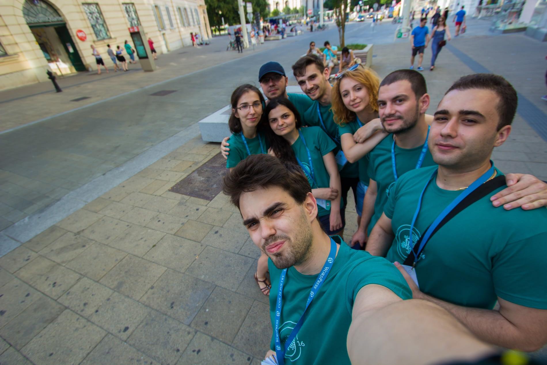 ThemeIsle volunteering WordCamp Europe