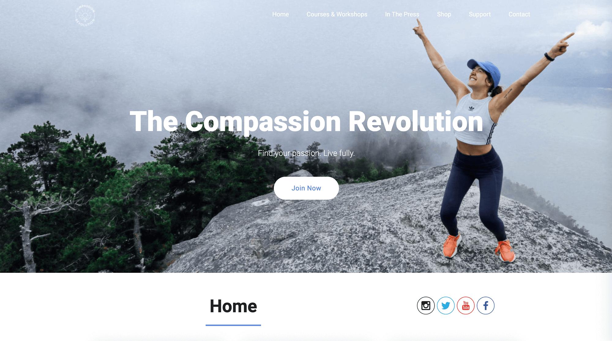 Your DIY website needs a CTA button