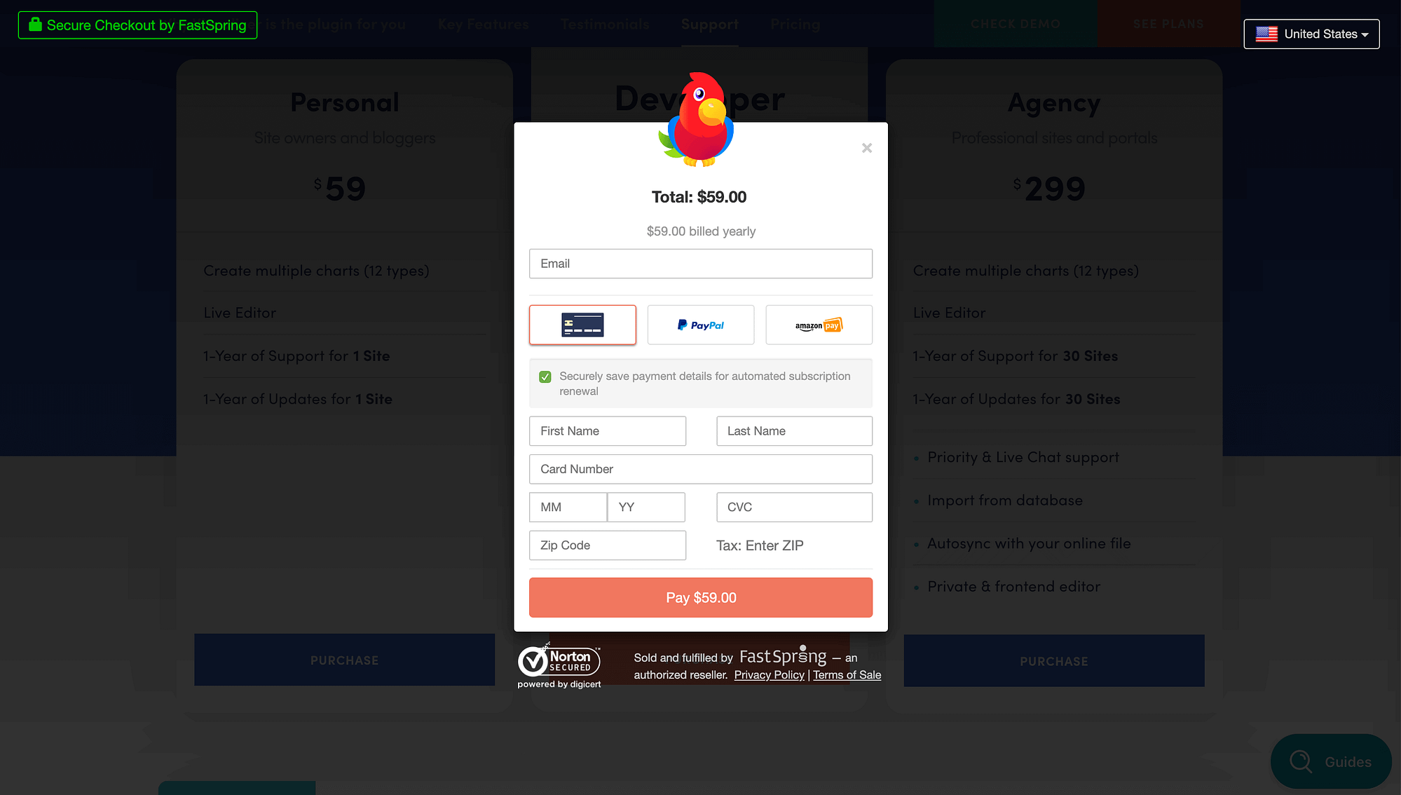 A streamlined checkout process is important to what UX is