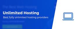 4 Best Unlimited Hosting Plans (Websites, Bandwidth, and Storage)
