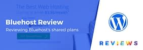 Bluehost Review for WordPress: Based on Real Tests and Survey Data