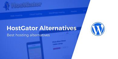 best hostgator alternatives