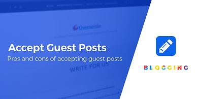 accept guest posts