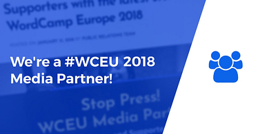 ThemeIsle is an official media partner at #WCEU 2018