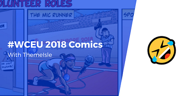 WCEU 2018 Comics