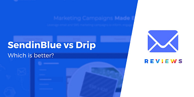 SendinBlue vs Drip