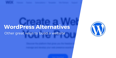 WordPress alternatives