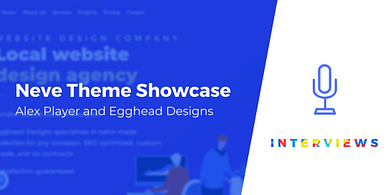 How Egghead Designs Used Neve to Launch Their Site Quickly