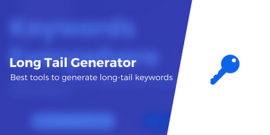 Long-Tail Keyword Generator