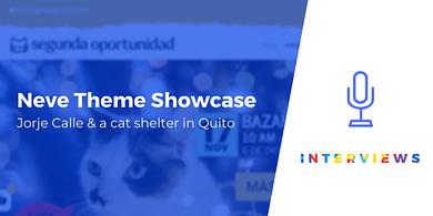 Segunda Oportunidad Cat Shelter in Quito