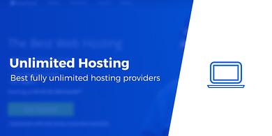 Unlimited hosting