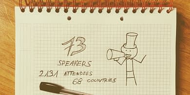 WordCamp Europe 2016 by the numbers