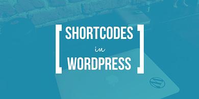 WordPress Shortcodes Plugins