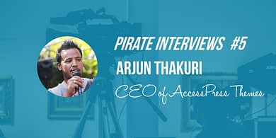 Arjun Thakuri Interview