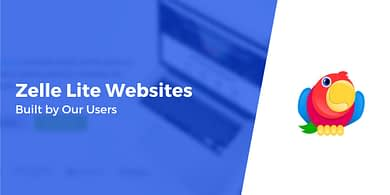 Zelle Lite Websites