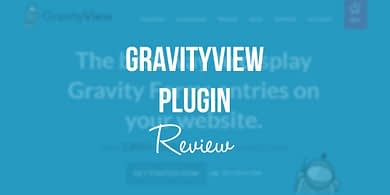 gravityview plugin review