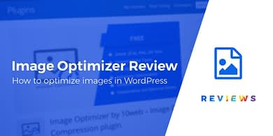 Image Optimizer plugin review