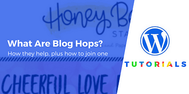 What Are Blog Hops?