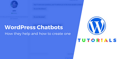 WordPress chatbots
