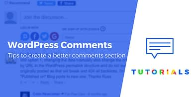 WordPress comments