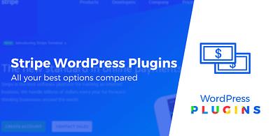 Stripe WordPress plugin