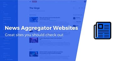 News Aggregator Websites
