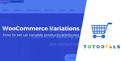 WooCommerce variations