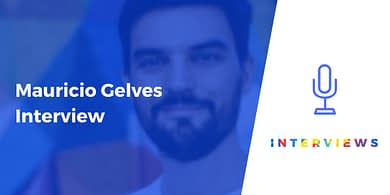 Mauricio Gelves Interview