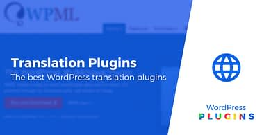 Best WordPress Translation Plugin