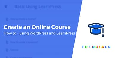 How to Create an Online Course