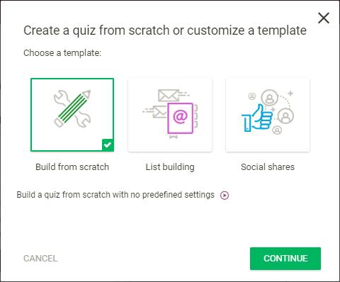 Thrive Quiz Builder Plugin, Best WordPress Quiz Plugins