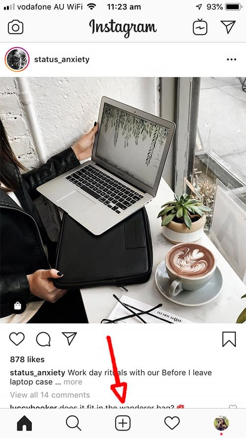 Adding Instagram filters