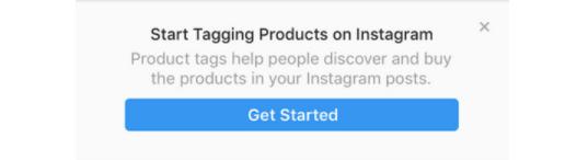 start tagging