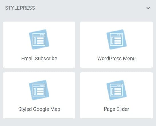 StylePress
