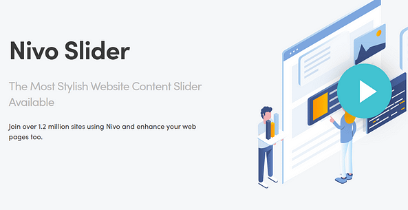 Best WordPress lightbox plugins: Nivo Slider