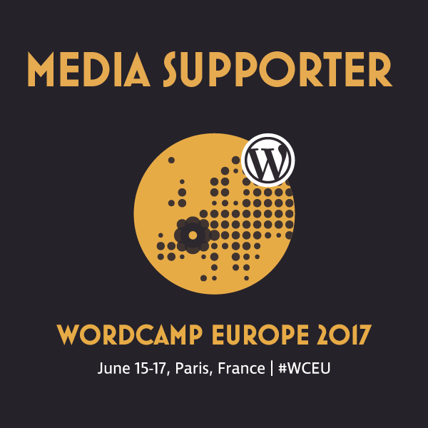 WCEU 2017 media supporter